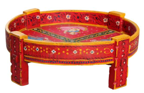 Indian Bajot Table