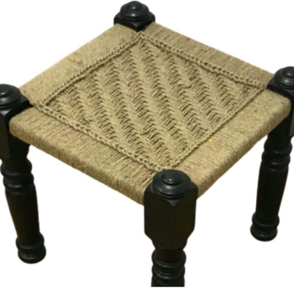 Indian woven Stool