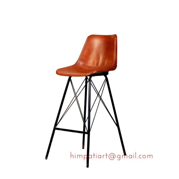 himpati art Leather chair