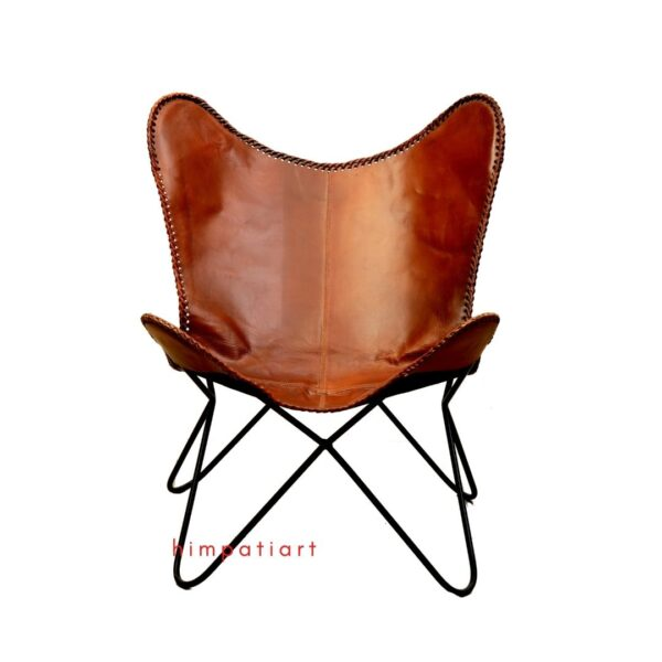 Brown Butterfly Chair
